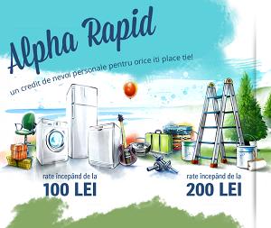 alpha rapid