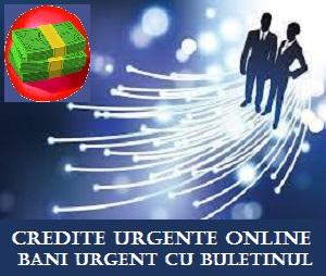 credite urgente de bani