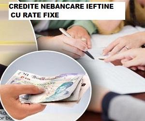 credit cu rate fixe