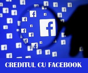 credit prin facebook