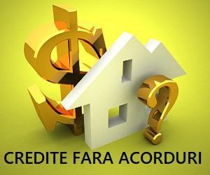 IFN-uri care acorda credite fara acorduri