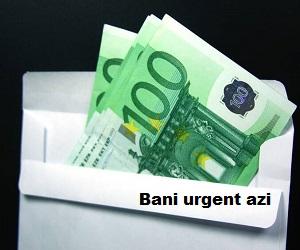bani urgent azi