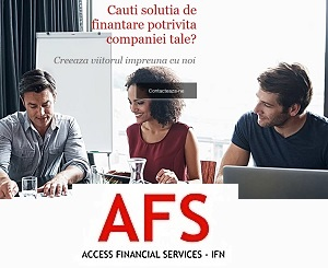 Access Financial Services IFN
