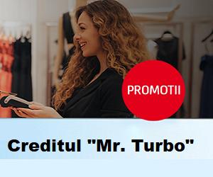 "Creditul ""Mr. Turbo"""