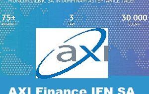 AXI FINANCE IFN SA