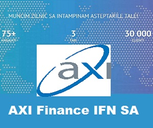 AXI FINANCE IFN SA