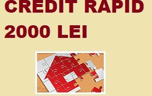 credit rapid 2000 lei