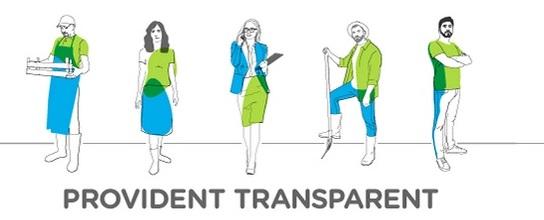 imprumut Provident transparent